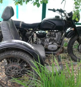 """Мотоцикл """"Днепр """""""