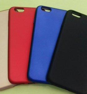 Силиконовый чехол Brauffen для iPhone 6/6S