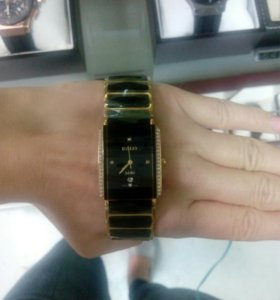 Часы Rado Integral Gold Diamond