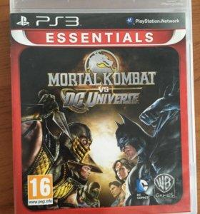 PS3 mk vs dc