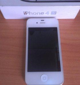Apple iPhone 4S 8Gb обмен