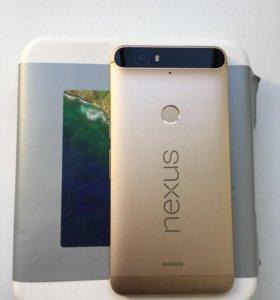 Huawei Nexus 6P 64 Гб золотистый