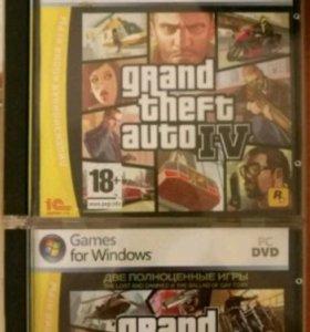 Компьютерные игры GTA Episodes from Liberty City