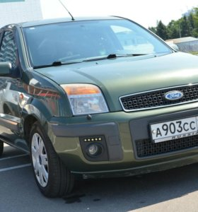 Ford Fusion 1.4 РКПП