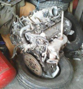 Двигатель Митсубиси Паджеро 3. 3.5 GDI