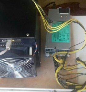 Asic miner 600 MH/s
