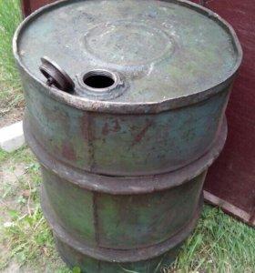 Бочка металлическая. 200 литров