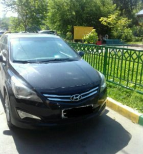 Hyundai Solaris 2014 г.