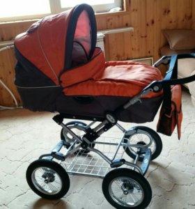 Детская коляска2 в 1 геоби