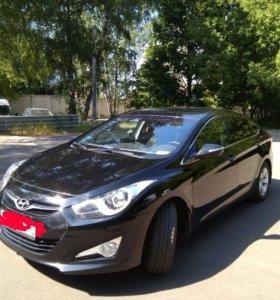 Hyundai i40 2013 года 2л(АКПП)
