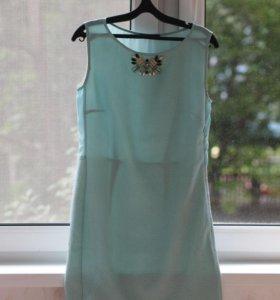 Платье Kira Plastinina/ Кира Пластинина. Мятное