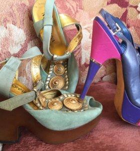 Босоножки , туфли , ботильоны