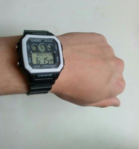 Часы Casio Illuminator Wr 100M Инструкция - znaniytutesucex