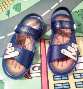 сандали резиновые