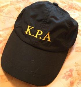 Мужская кепка K.P.A.