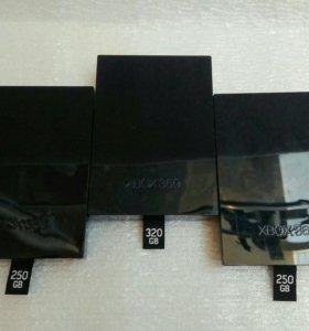 Жёсткие диски для XBOX360 Slim