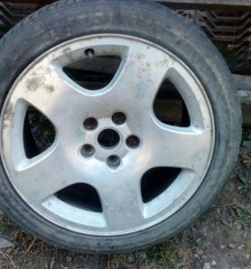 Колесо на Audi
