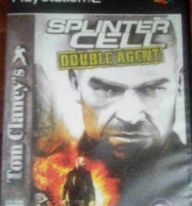 Splinter Cell на пс2