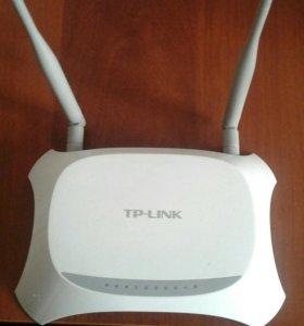 Беспроводной машрутизатор с wi Fi