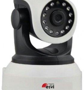 Поворотная WiFi камера Esvi EVC-wifi-ES11