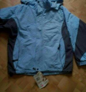 Куртка демисизонная новая