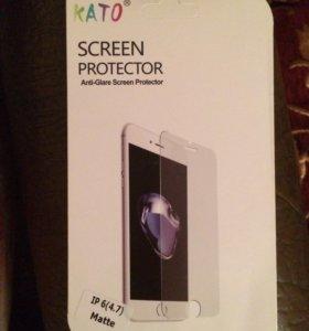 Плёнка н iPhone 6