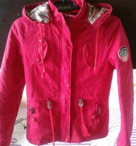 Куртка подростковая на девочку