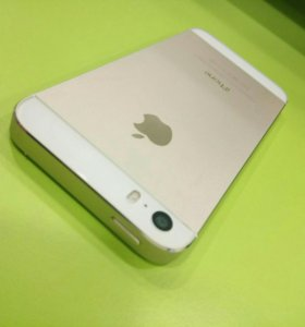 IPhone 5s 64gb gold идеал