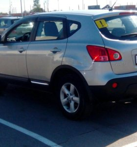 Nissan Qashai 2009