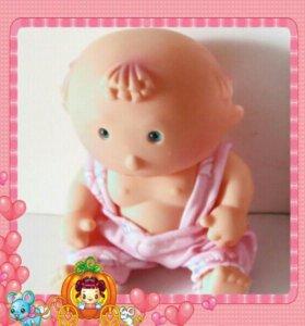 Кукла -пупс голыш. Игрушка для малышей