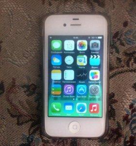 Iphone 4 сделал под айпод