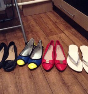 Женская обувь туфли балетки сланцы мокасины