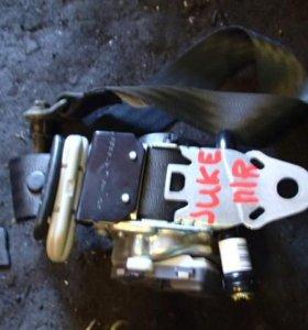 Ремень безопасности с пиропатроном для Nissan Juke