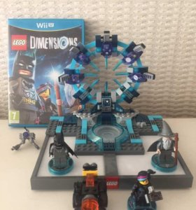 Lego dimensions starter pack (wiiu)