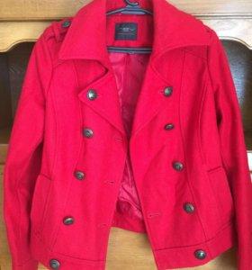 Пиджак пальто френч