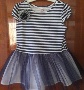 Платье и юбочка Глория Джинс
