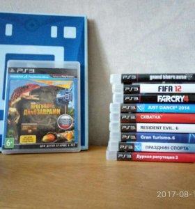 Игры на SonyPlaystation 3