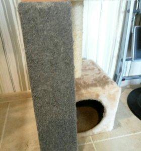 Домик для кота и когтеточка