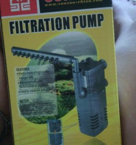 Фильтр для воды(аквариумный)