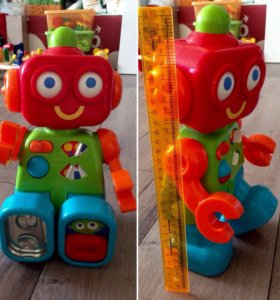 Игрушка Elc робот