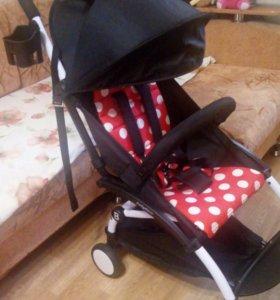 Супер коляска babytime 175'