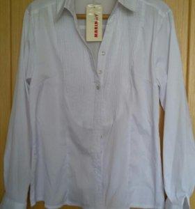 Блузка белая размер 52-54 новая