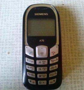 Мобильный телефон Siemens A70