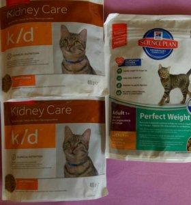 Корм д/кошек K/D, для стерилизованных