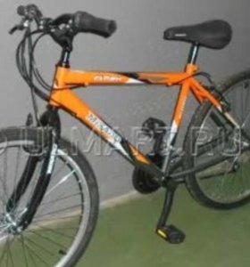 """Велосипед Mikado Flash, 26"""".18 скоростей( новый)"""