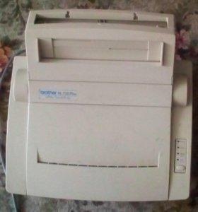 Лазерный принтер Brother HL-730 Plus