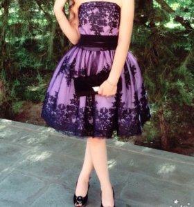 платье вечернее одевала один раз на свадьбу