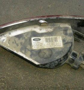 Задняя птф форд фокус 2 ( рестайлинг )