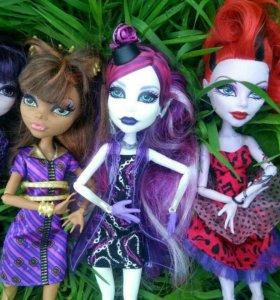 Куклы МХ
