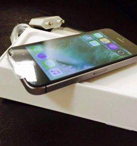Apple iPhone 5s 64g space gray новый